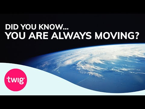 How fast is the Earth moving? Maths Lesson Idea (accuracy and estimation)