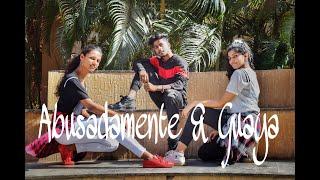 Abusadamente & guaya dance video choreography by ROHIT KUMAR