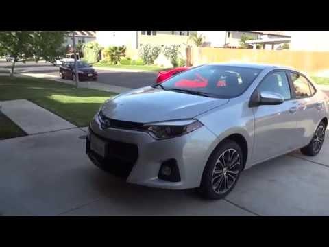 2014 Toyota Corolla S Walkaround & Review Part 1