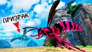 СИМУЛЯТОР КОМАРА сражаемся с животными ПАУКИ СКОРПИОНЫ ЛЯГУШКИ ОСЫ мультик игра видео для детей