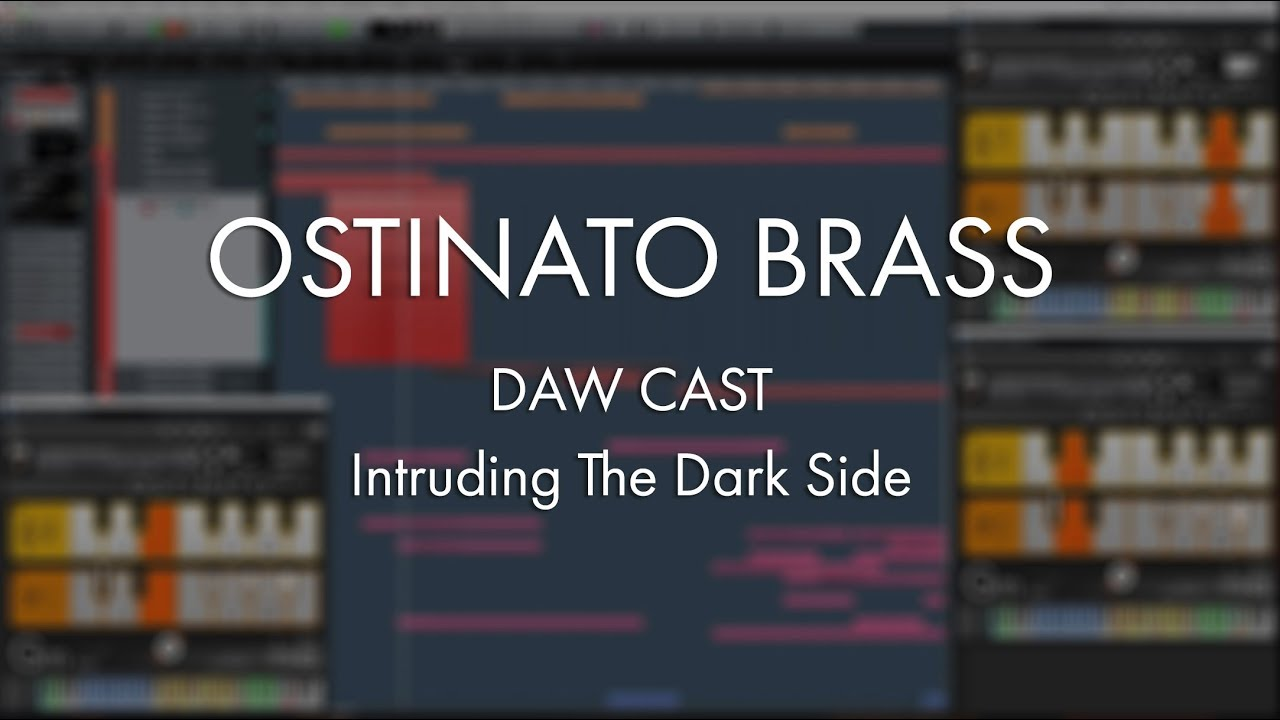 Ostinato Brass - Sonokinetic - Sample libraries and Virtual Instruments
