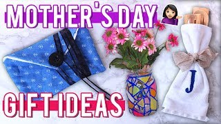 DIY Mother's Day Gifts! 2018 | Last Minute Gift Ideas for Mom