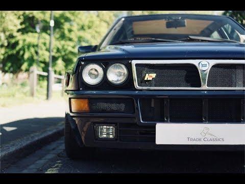 Exterior Review - 1993 Lancia Delta Integrale Evo II