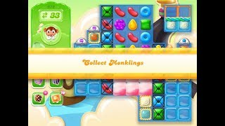 Candy Crush Jelly Saga Level 975 (3 stars, No boosters)