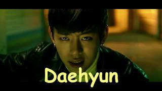 B.A.P - SKYDIVE (with member names) [HD]