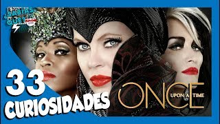 33 Curiosidades de Once Upon a Time - ¿Sabías qué..? #86   Popcorn News