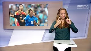 Matchday 18 - France 2019 - International Sign Language for the deaf and hard of hearing