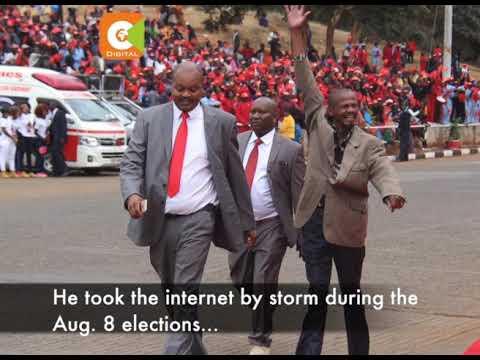Kenyans who went viral [2017]
