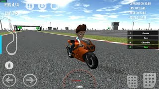 Paw Ryder Moto Racing 3D - paw racing patrol games Android Gameplay