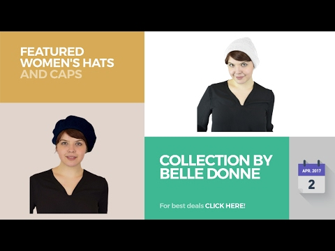 Collection By Belle Donne Featured Women's Hats And Caps