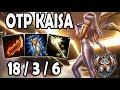 OTP Kaisa vs Ezreal [ ADC ] Lol Challenger Korea 10.9