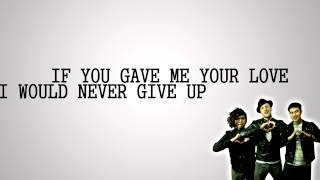 If You Gave Me Your Love (Kung Ako Na Lang Sana - Official ENGLISH Version) Lyric Video