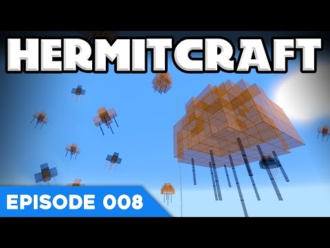 Hermitcraft V 008 | THE JELLYFISH ARE BACK?! | A Minecraft Let's Play