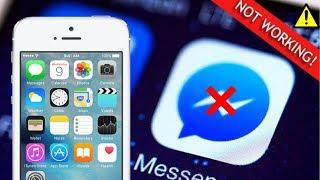 Video How To Fix: Facebook Messenger Crashing On IPhone IOS 11 [ 100% Sloved ] download MP3, 3GP, MP4, WEBM, AVI, FLV Oktober 2017