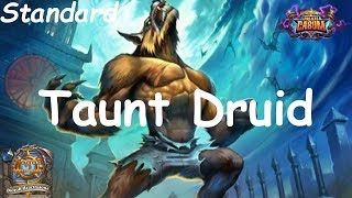 Hearthstone: Taunt Druid #3: Boomsday (Projeto Cabum) - Standard Constructed