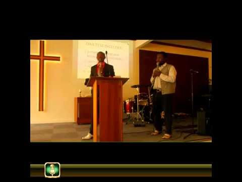 "Holy Int'l Christian Ministries""DNA Within Salvation Vol.4"" Pastor Kapinga Dieudonné Mushagalusa"