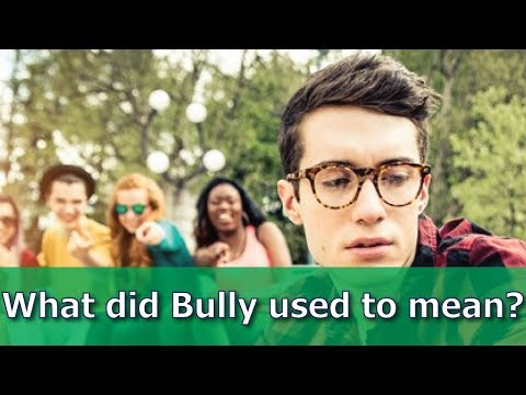 What does the phrase Bully for you mean?