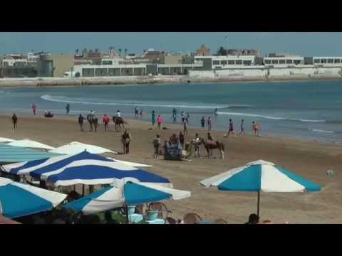 El-Jadida Beach, Morocco