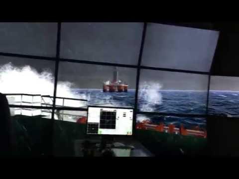 TUG Support Vessel Simulator