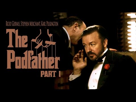 The Ricky Gervais Show - The Podfather: Part 1