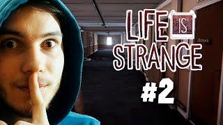 СЕКРЕТЫ ЖЕНСКОЙ ОБЩАГИ | [Life Is Strange: Episode 1] #2