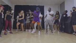 Afro Dance Class in New York *  Mr Shawtyme & Yoofi Greene - Mama Dada (feat. DJ Flex & DWP