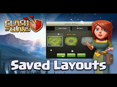 Clash of Clans - How To Use The New Layout Editor!