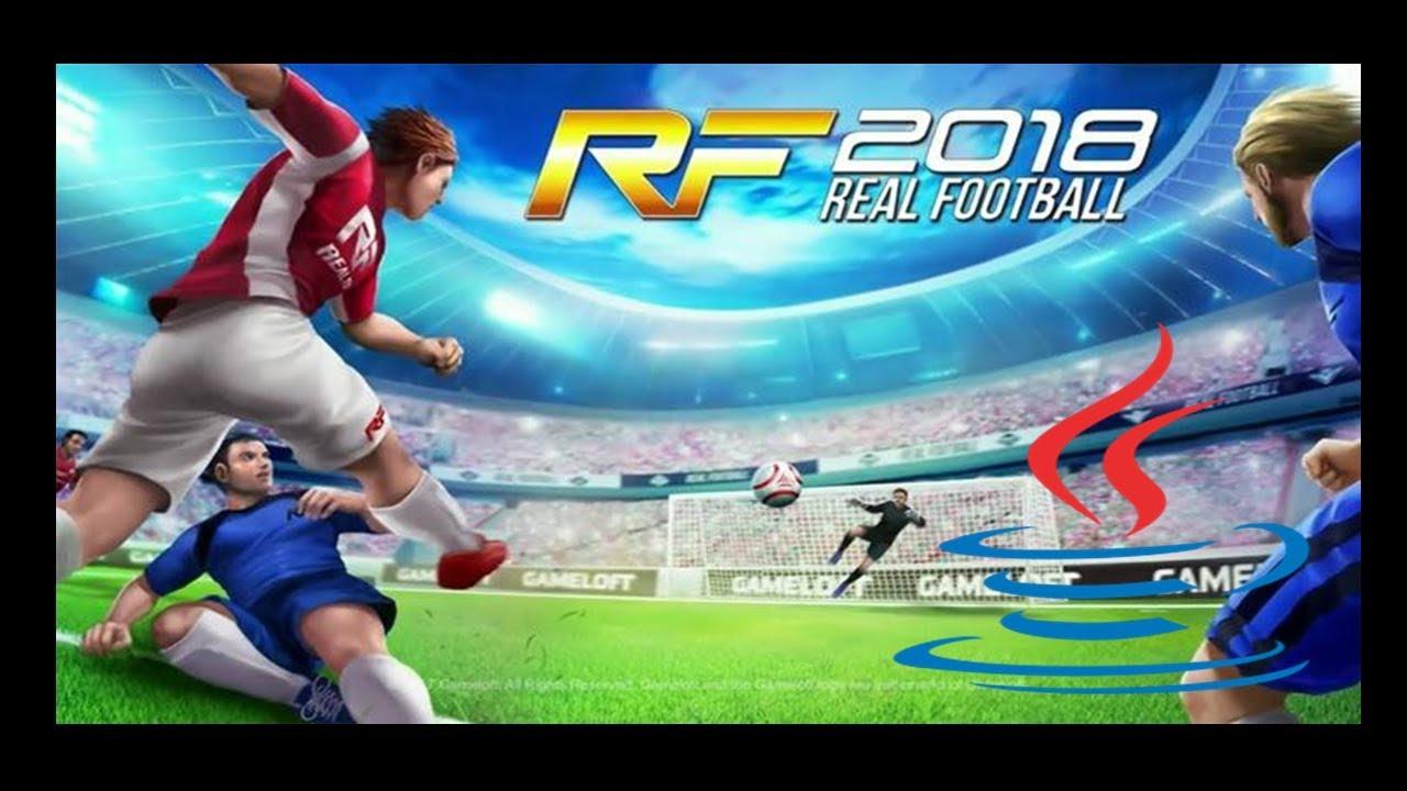 Real Football 2018 - Mobile Java Gameplay
