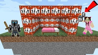 Minecraft: TNT LUCKY BLOCK BEDWARS! - Modded Mini-Game