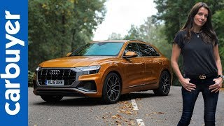 Audi Q8 SUV 2019 in-depth review - Carbuyer