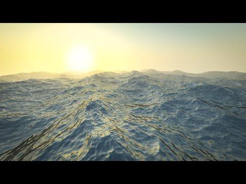 How to Make an Ocean in Blender