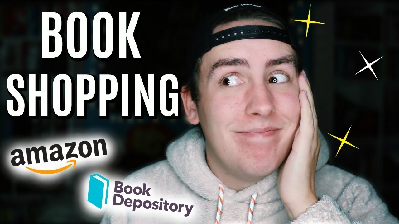 COME BOOK SHOPPING ONLINE WITH ME