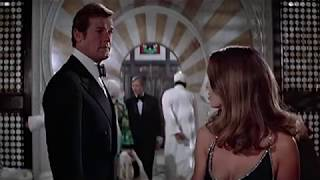 THE SPY WHO LOVED ME - BOND AND ANYA