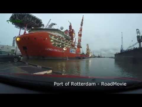Roadmovie: Lewek Constellation - Pipelay Crane Vessel (UHD 4K)