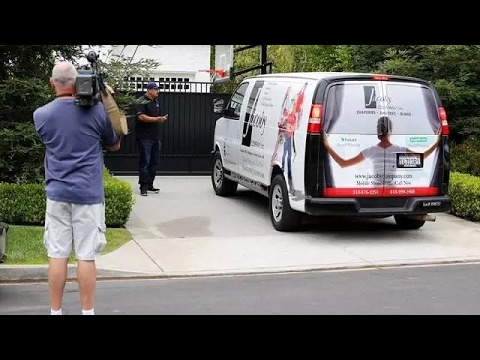 """LeBron James Home VANDALIZED with """"NIGGER""""?!"""