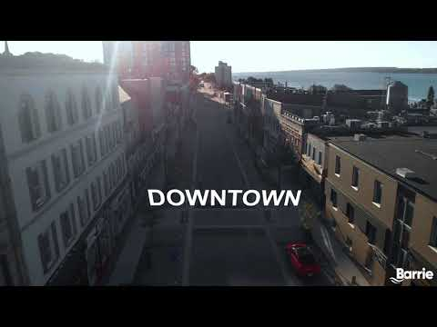 #BarrieTogether: Downtown