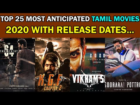 Top 25 Most Anticipated Tamil Movies 2020 With Release Dates | Trendswood Tv