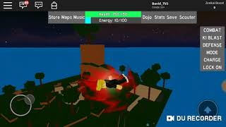 ROBLOX: Dragon Ball Rage Feat: ARTHUR GAMES , Edu Game YT