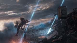 """Hey,Queens,Hands Up!"" - Avengers:Endgame Movie Clip HD"