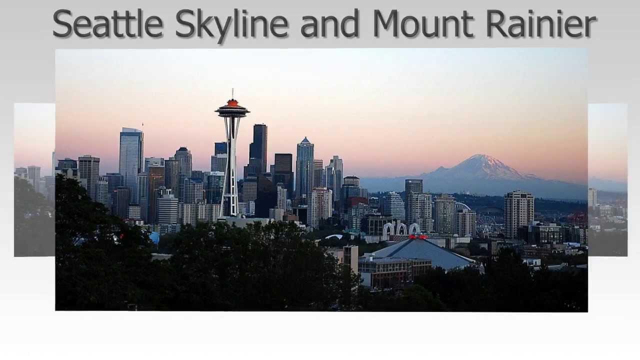 Car Rental Seattle Car Rental Seattle Airport Youtube