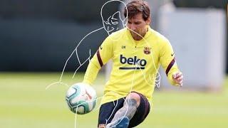 Messi  wonder assist against Celta vigo