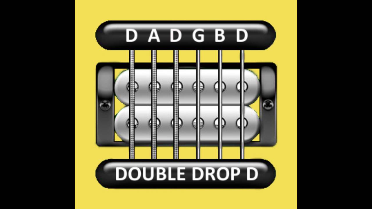 Картинки по запросу Double Drop D
