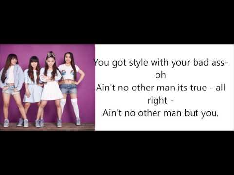 4th impact- ain't no other man (lyrics)