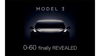 Tesla Model 3 LAUNCH | Details FINALLY REVEALED!!!