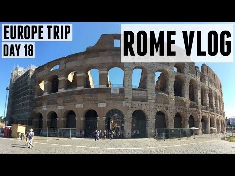 ROME & VATICAN VLOG | Europe Trip Day 18