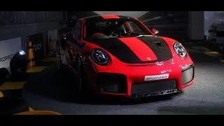 """INDIA""""S 1st GT2RS PORSCHE DELIVERY TO BREN GARAGE BANGLORE"""