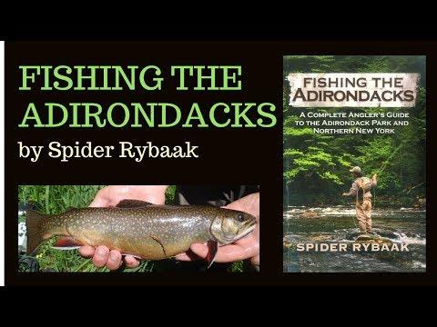 Fishing the Adirondacks- Adirondack Fishing Guide Book
