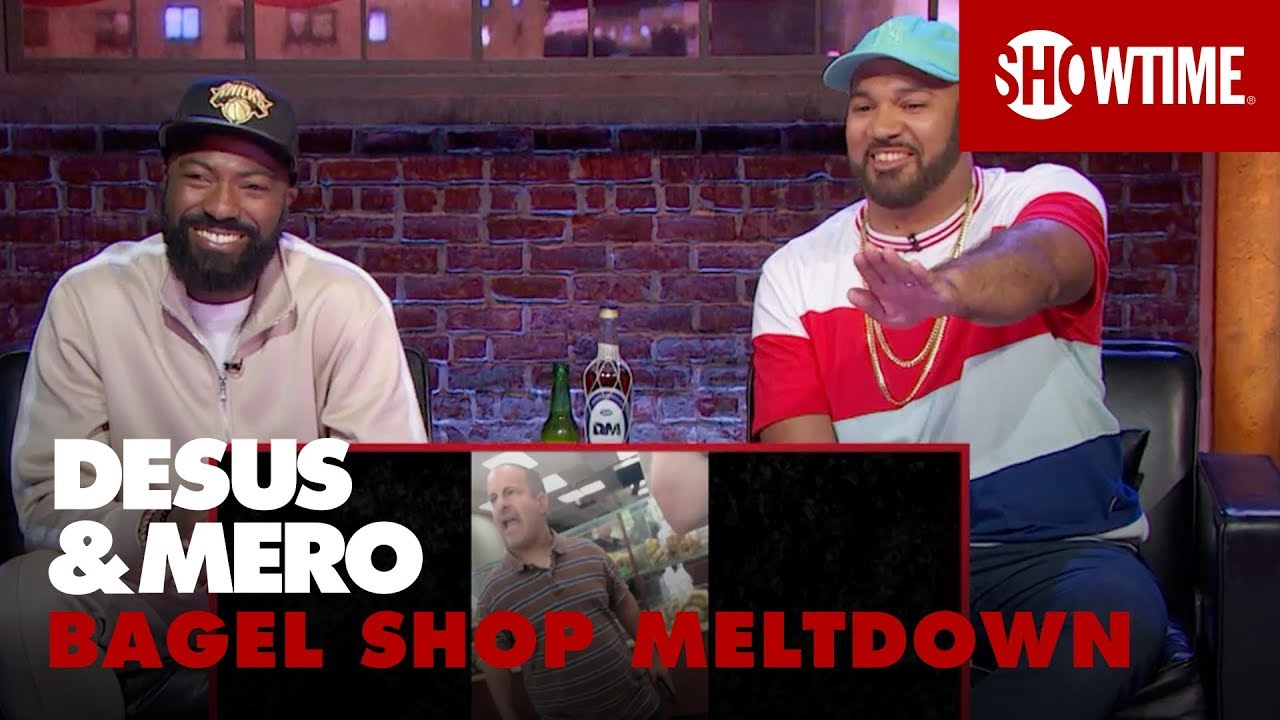 Who's the Bagel Boss? | DESUS & MERO | SHOWTIME