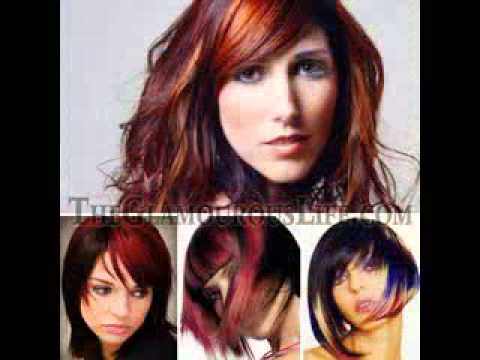2014 Celebrity Hair Highlight Photo Gallery