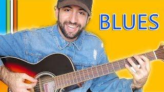 Come Suonare il Blues alla Chitarra - Tutorial